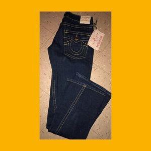 True Religion Dark Jeans 27